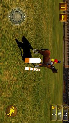 3D骑马训练比赛 APP截图