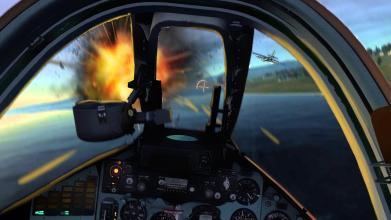 战斗机模拟器Su25 APP截图