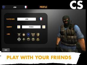 CS: Battle Royale APP截图