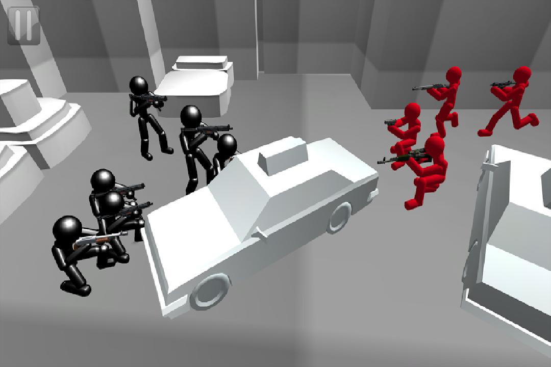 火柴人战斗模拟器 APP截图