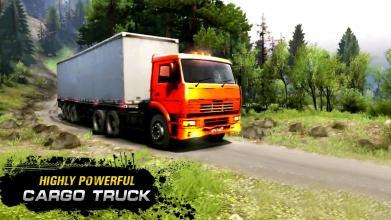 Big Truck Driver Cargo Truck Driving Simulator 3D APP截图