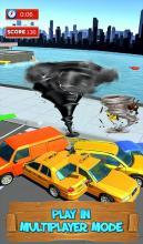 Tornado hero: Top io game APP截图