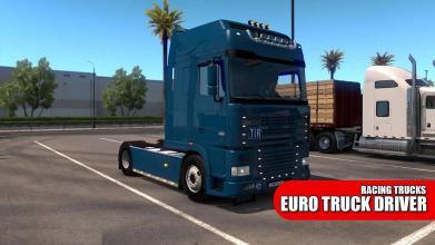 Truck Simulator  Euro Trucks 2019 APP截图