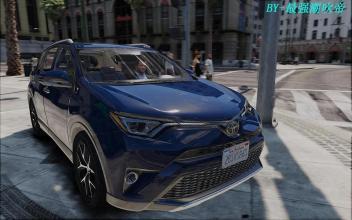 Driving Rav 4 SUV Car Simulator APP截图
