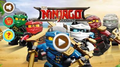 The Ninjago Adventure Games APP截图