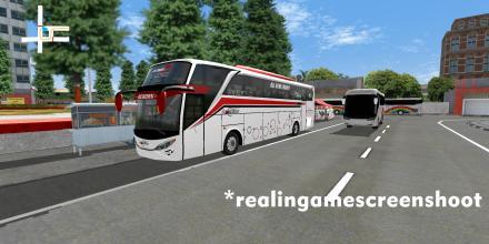 ES Bus Simulator ID Pariwisata APP截图
