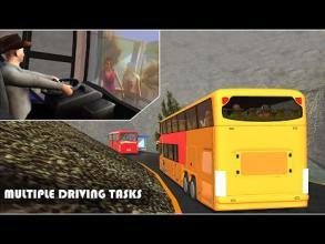 Off Road Tour Coach Bus Driver APP截图
