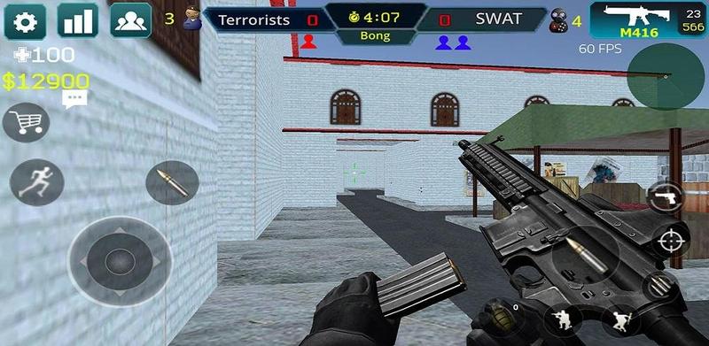 打击小组AK47 APP截图
