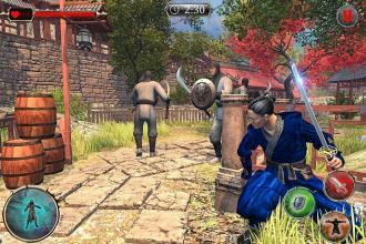 Superhero Ninja Odyssey Archery Assassin Saga 2019 APP截图