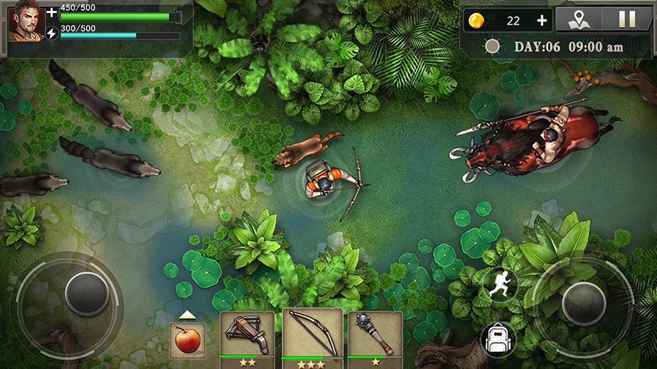 孤岛方舟生存进化 Mod APP截图