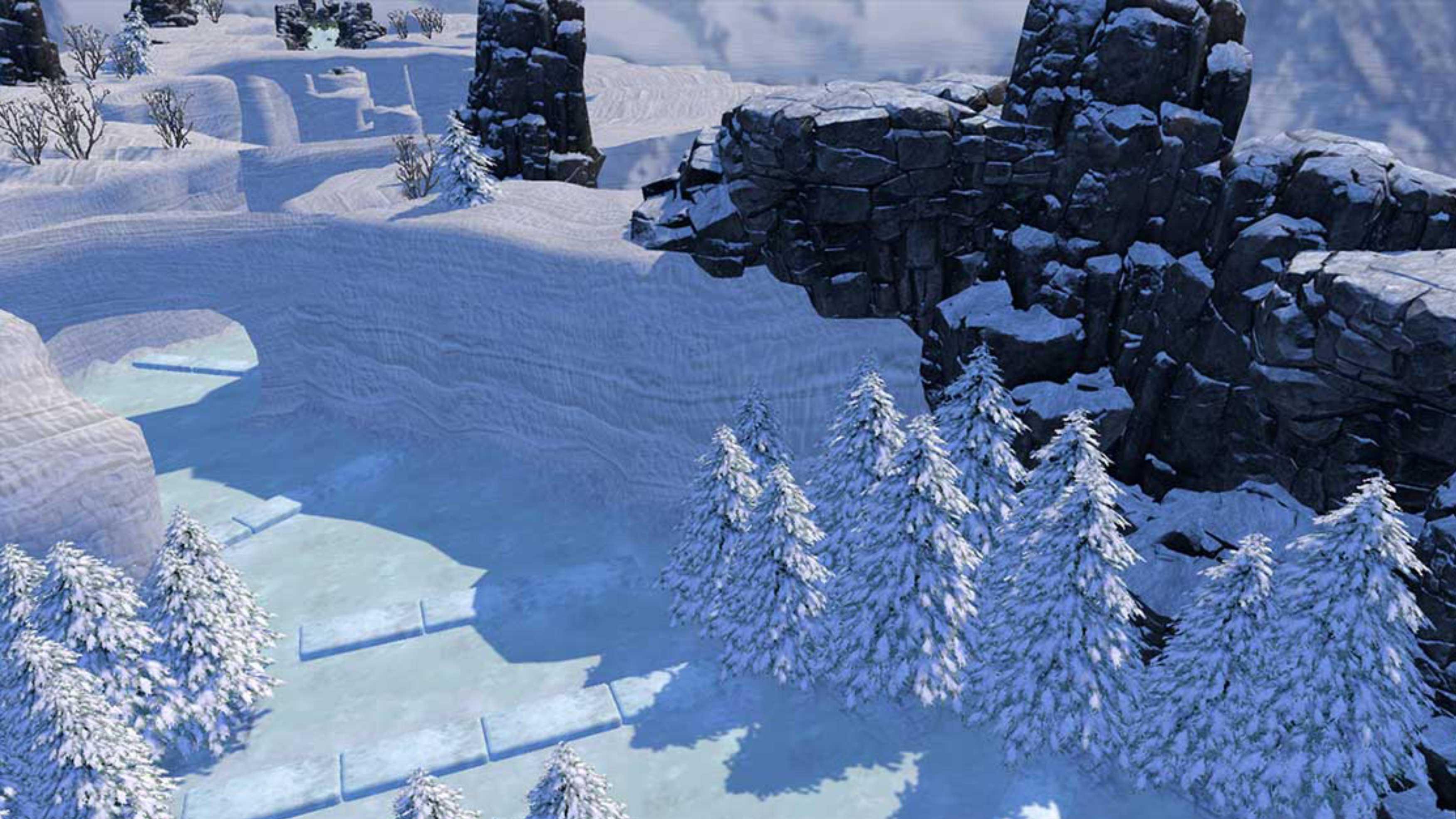 奇幻滑雪 APP截图