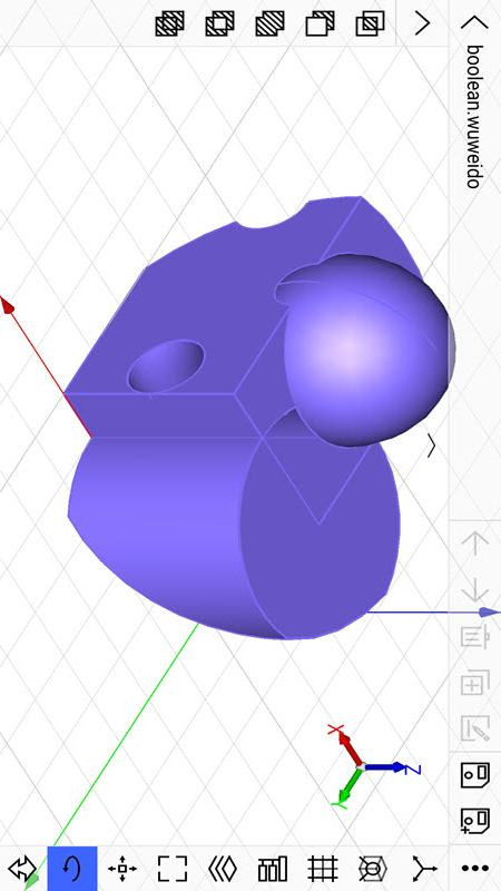 CAD建模号 APP截图