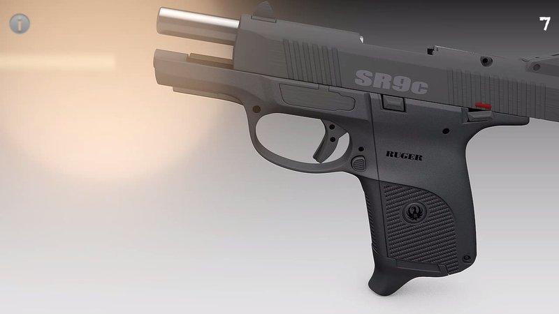 枪声模拟器 APP截图