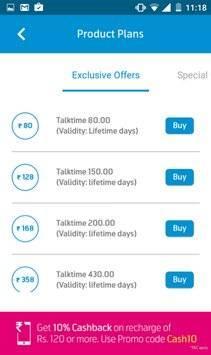 Telenor India APP截图