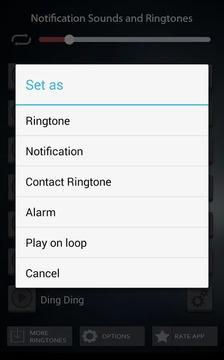 Notification Sounds  Ringtones APP截图