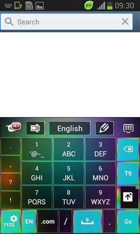 Keyboard Color APP截图
