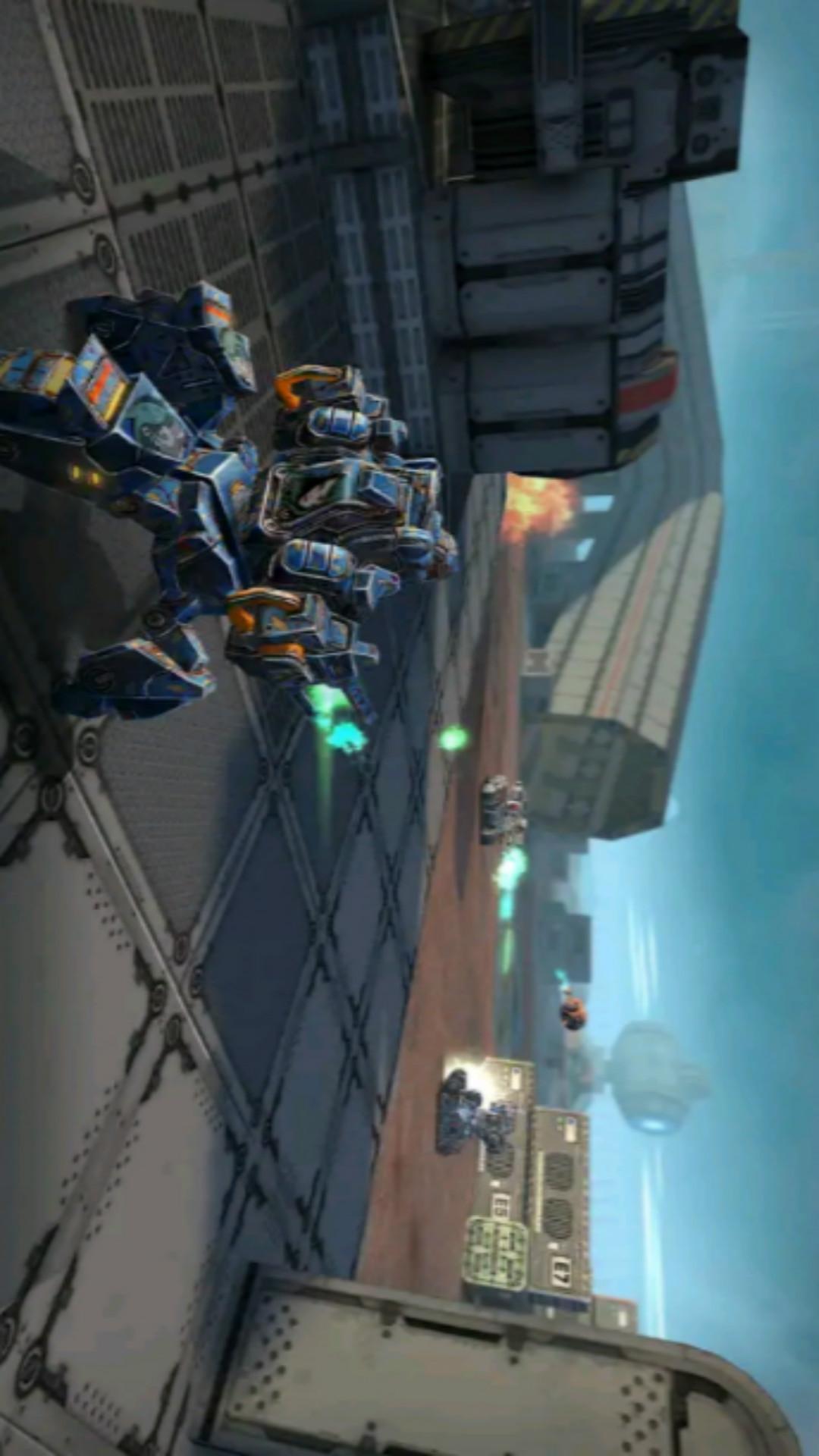 合金风暴2(3D机器人大战) APP截图