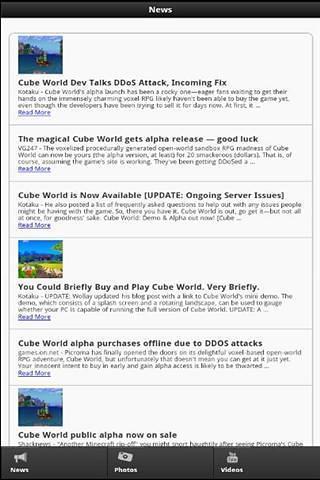 Best Cube World APP截图