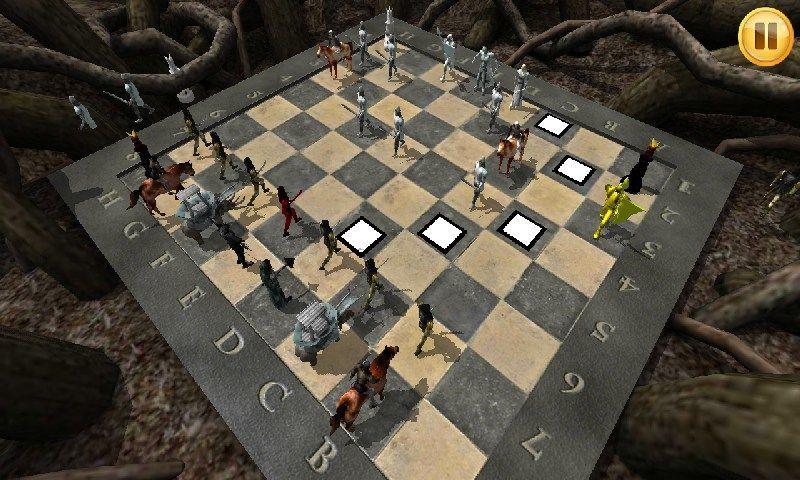 魔术国际象棋 APP截图