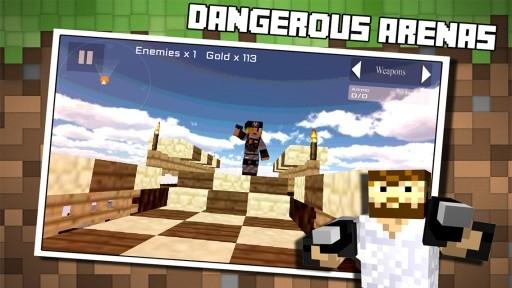 Block Wars : Survival Ci... APP截图