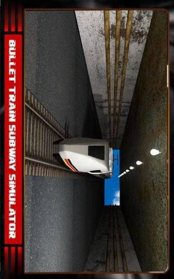 Bullet Train Subway Simulator APP截图