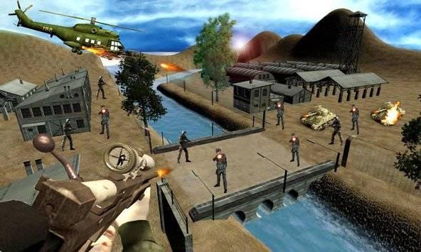 Border Army Sniper APP截图
