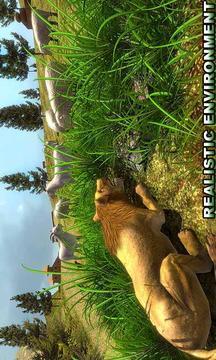 Lion Attack 2017 Ultimate Clan APP截图