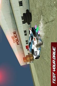 Police Mechanic Workshop APP截图