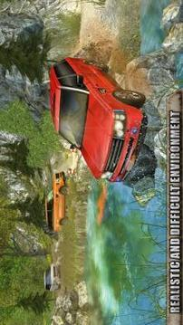 Offroad Jeep Mountain Climbing APP截图