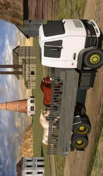 Wild Animal Transport Truck 3D APP截图