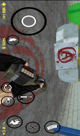 Counter Combat Online 2 APP截图