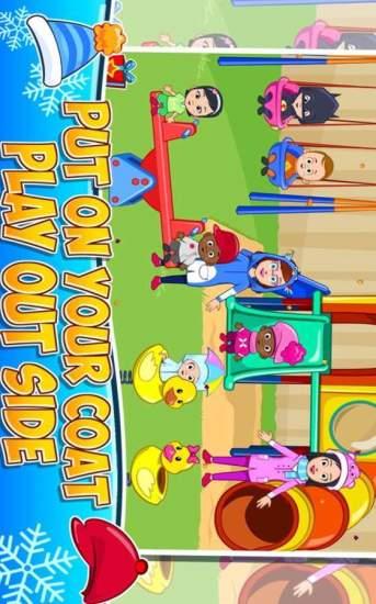 My Town : Daycare APP截图
