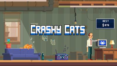 猫咪跑酷 APP截图