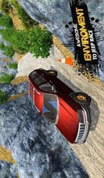 Offroad Car Drive Mountain Climb Adventure Game APP截图