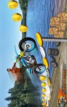 摩托车 高速公路 自行车 游戏 APP截图