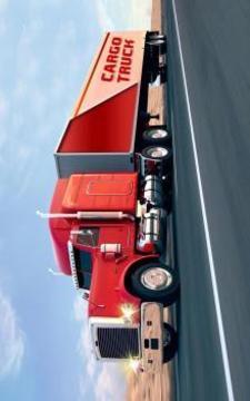 Truck Driver Future Cargo Simulator: Offroad Drive APP截图